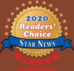 2020 Readers' Choice Winner