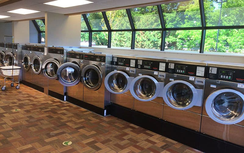 Laundrymat Photo